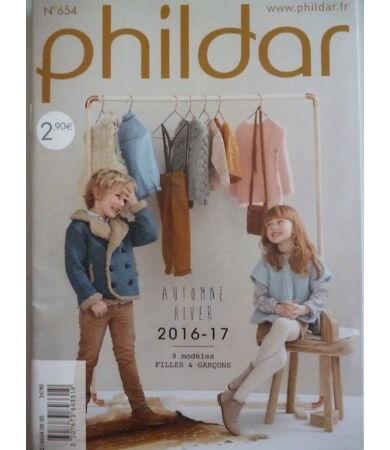 Phildar mini magazin nr. 654