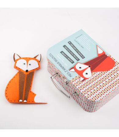 Kreatív börönd gyerekeknek - Gaspard, a róka