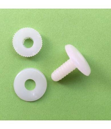 Műanyag izület amigurumi figurákhoz