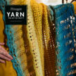 Yarn - The After Party No. 39 - Venice Wrap horgolásminta