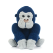 horgolt gorilla
