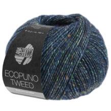 Lana Grossa Ecopuno Tweed pamut, gyapjú, alpaka fonal