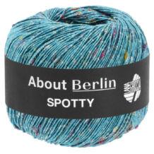 Lana Grossa about Berlin Spotty fényes pamut fonal