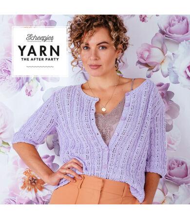 Yarn - The After Party No. 114 - Blossom Cardigan kötésminta