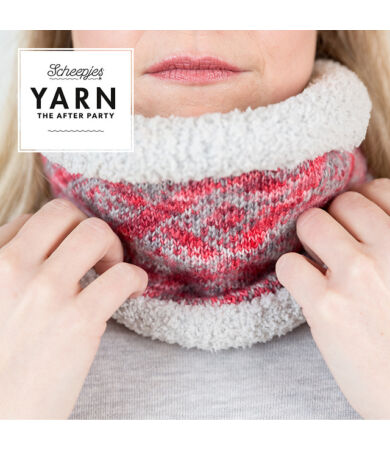 Yarn - The After Party No. 21 Weathered Cowl kötésminta
