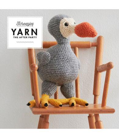 dodo horgolás minta