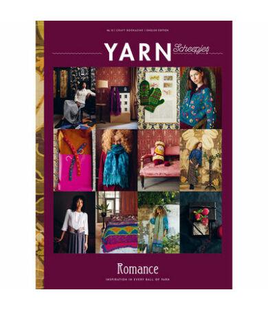 scheepjes yarn magazin 12. szám Romance