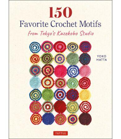 150 Favorite Crochet Motifs horgolás könyv