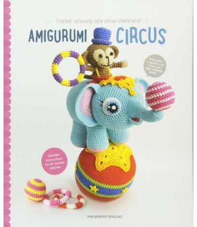 Amigurumi Circus horgolás könyv