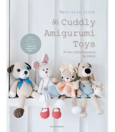 ölelni való állatok amigurumi könyv