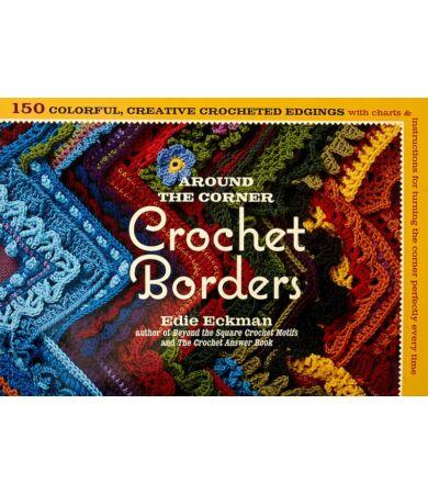 Around the Corner Crochet Borders horgolás könyv