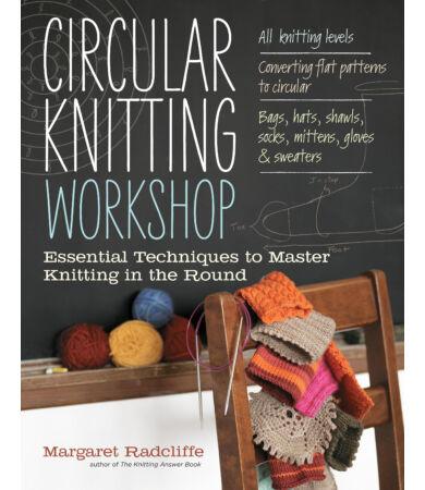 Circular Knitting Workshop könyv a körben kötésről