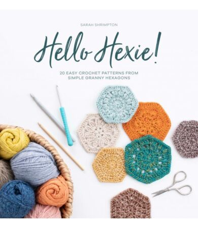 Hello Hexie - a horgolt hatszögek könyve