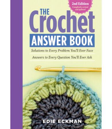 The Crochet Answer Book horgolás könyv