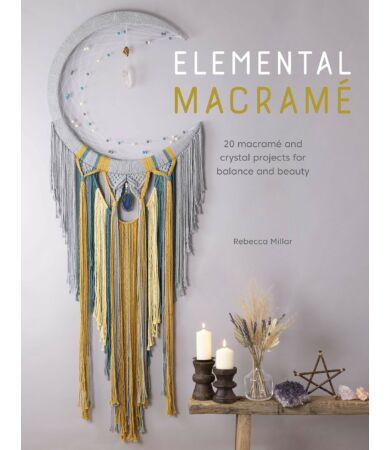 Elemental Macramé könyv