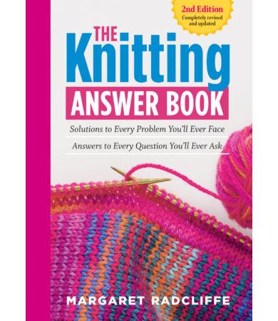 The Knitting Answer Book kötés könyv