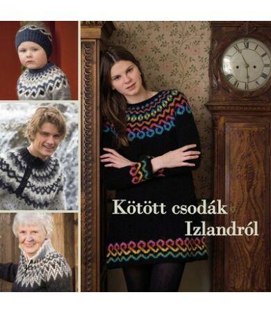 Kötött csodák Izlandról könyv