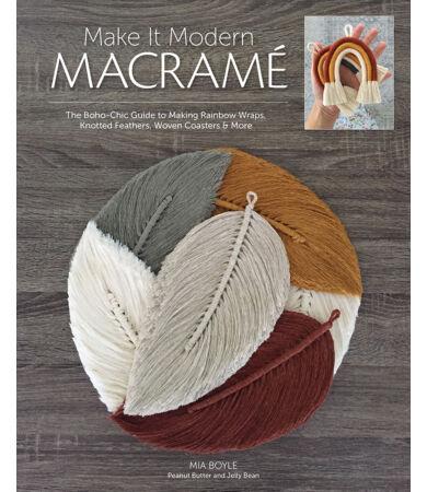 Make it Modern Macramé könyv