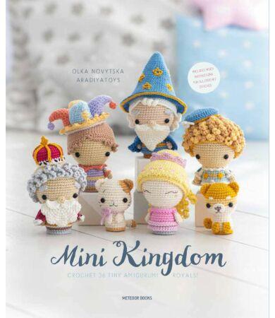 Mini Kingdom amigurumi horgolás mintakönyv