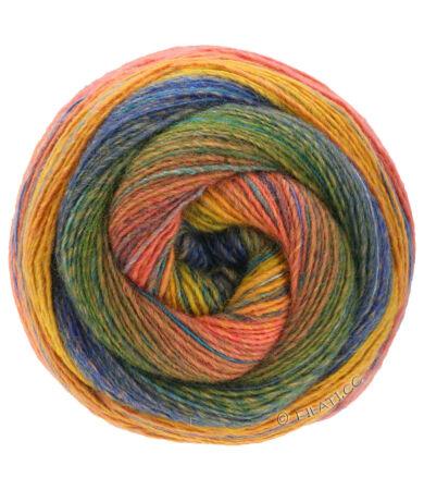 Lana Grossa Gomitolo Maya színátmentes gyapjú fonal