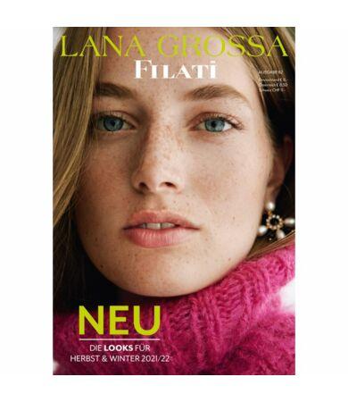 Lana Grossa Filati Journal Nr. 62. magazin